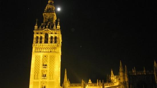 Bilde fra Torre Giralda