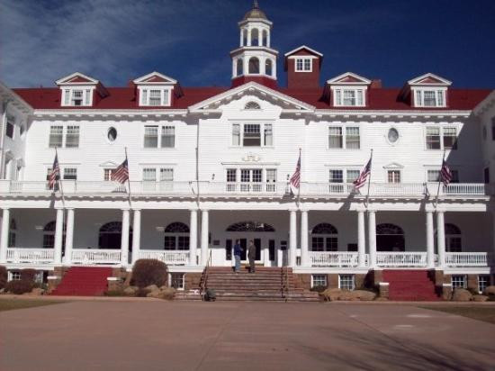 Stanley Hotel Tour: Stanley Hotel - It was the idea for The Shining (and yes it has ghosts and hauntings)