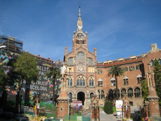 Bilde fra Recinte Modernista de Sant Pau