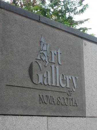 Art Gallery of Nova Scotia: AGNO...ohhh maud