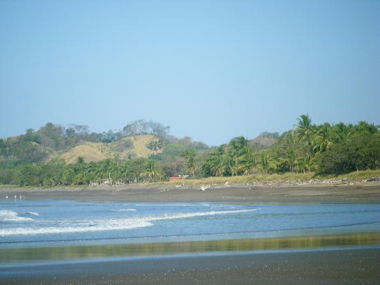 Hotel Samara Pacific Lodge: plage sauvage de buena vista