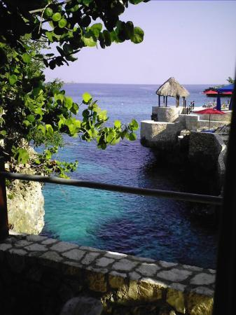 Rockhouse Hotel: the Rock House, negril View from the room
