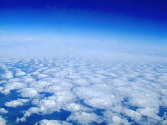 View From Plane - Picture Of Searcy  Arkansas
