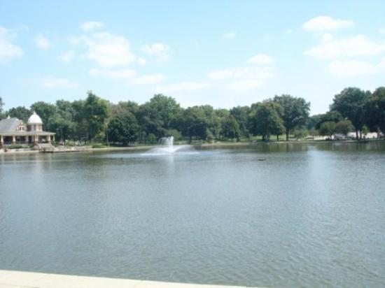 Pekin (IL) United States  City pictures : Pekin, IL: city garden park about a 1/4 mile from our house