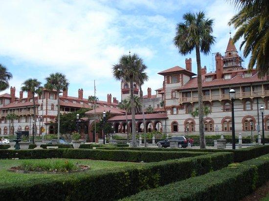 Flagler College in St. Augustine, FL