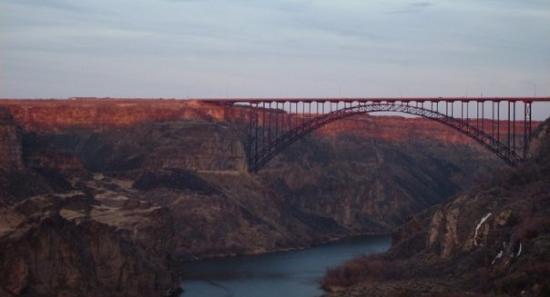 Twin Falls صورة فوتوغرافية