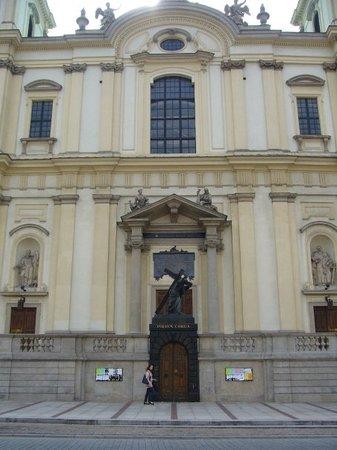 Kościół Świętego Krzyża