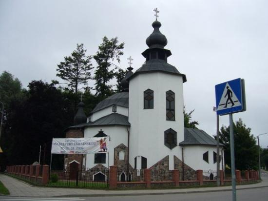 Gizycko, Poland: Orthodox church