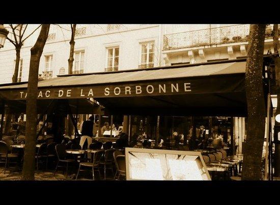 Le tabac de la sorbonne paris quartier latin for Salon du tabac paris