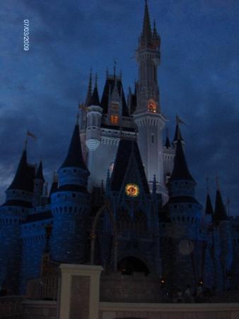 Walt Disney World, FL: DARK BLUE AND LIGHT BLUE