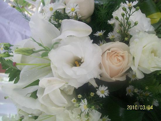 bouquet de fleurs d'un mariage au Punta Cana - Photo de Grand Palladium Palace Resort Spa ...