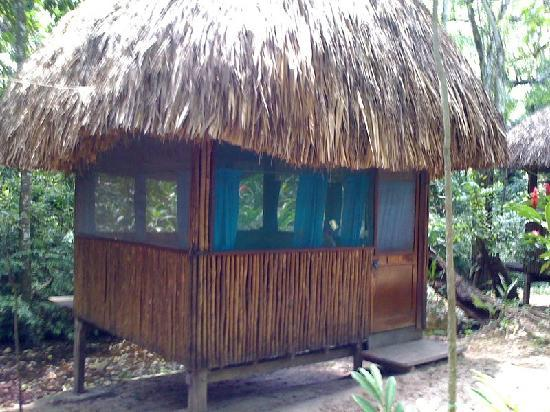 Jungle Palace - cabana