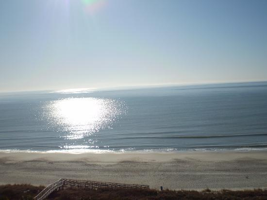 Myrtle Beach Marriott Resort & Spa at Grande Dunes: sunrise