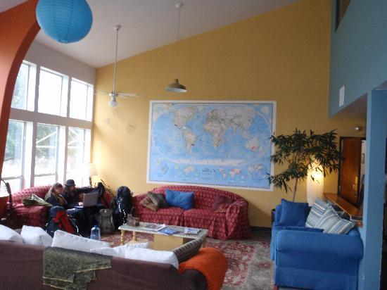 Hostelling International Austin: relax or socialize on your own