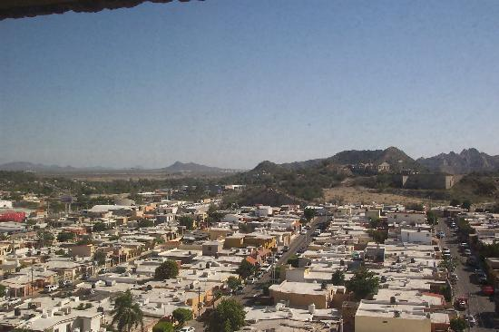 Fiesta Americana Hermosillo: Mountain View