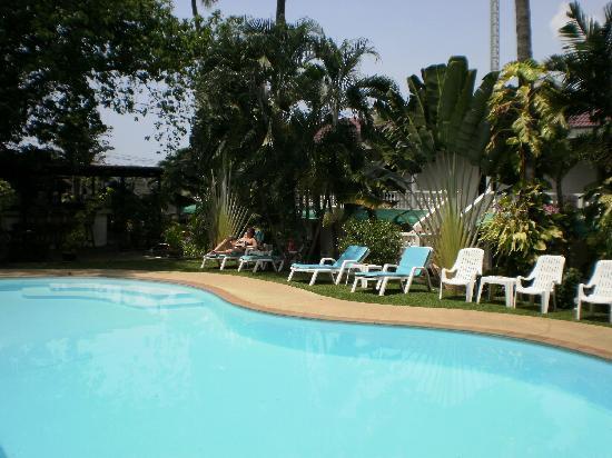 Kata Villa: Den lille pool