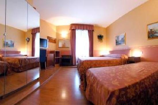 Hotel Cantoria: camera tripla