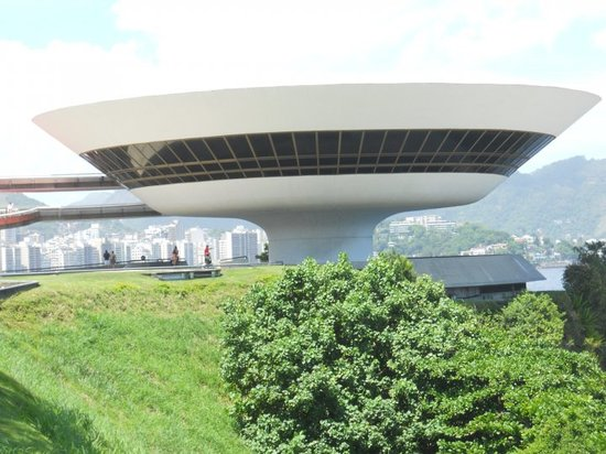 MAC Niteroi - Museum of Contemporary Art