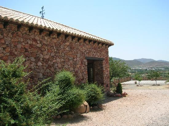 Fondon, Spain: Restaurante