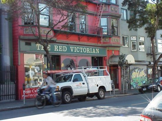 Red Victorian LLC: This is where you want to stay, when you go to San Francisco.