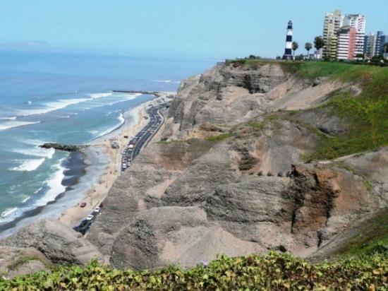Barranco: Costa Verde ,Lima-PE