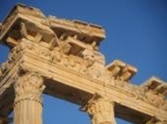 Serik, Turkije: ancient ruins