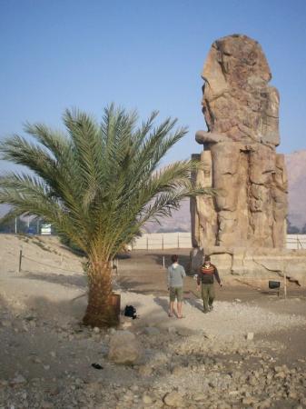 Luxor - Colossi of Memnon