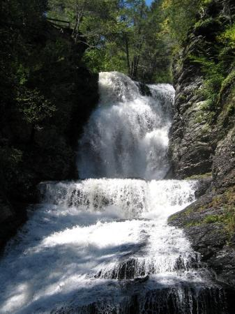 Dingmans Ferry, Pensilvania: Dingman's Falls,