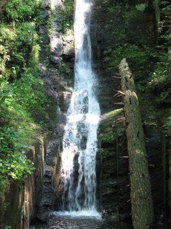 Dingmans Ferry, PA: Dingman's Falls,