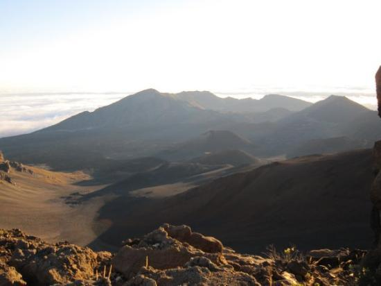 Haleakala National Park, HI: What a crater