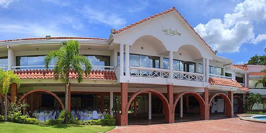 Los Tajibos Hotel & Convention Center: Planta baja: comedor de los domingos