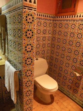 Hotel Reda: bagno
