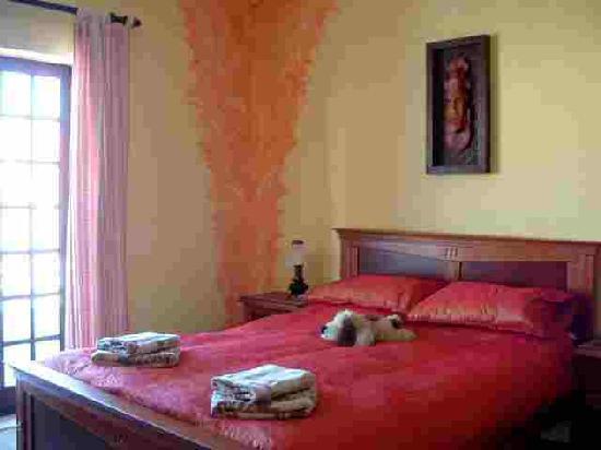 Casa De Grande: Our bedroom very comfy