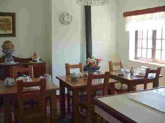 Casa De Grande: breakfast room