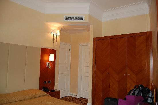 Hotel Opera Roma: Doppelzimmer