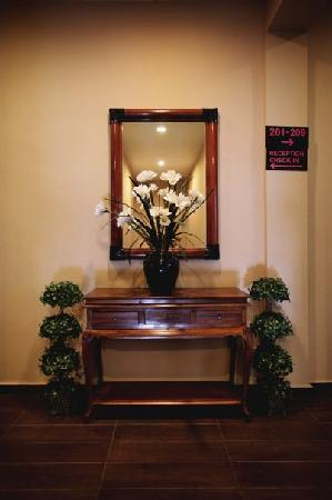 Hotel Eden54: Entrance
