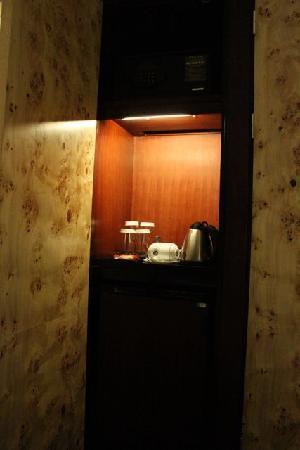 Grange St. Paul's Hotel: tea/coffee