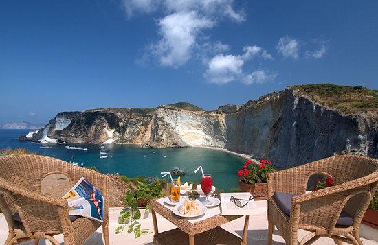 Grand hotel chiaia di luna isola di ponza 584 for Soggiorno a ponza