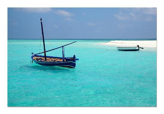 Haa Dhaalu Atoll: One man's freedom