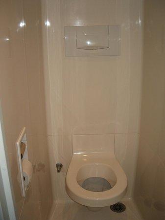 ไอบิส บัดเจท กอลมาร์: la toilette
