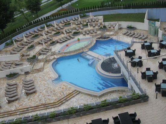 Hotel Livada: Hotelpool