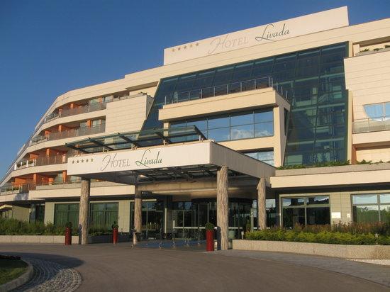 Hotel Livada Prestige: Außenansicht