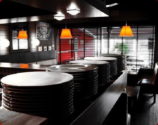 La Pizzetta : Le lieu