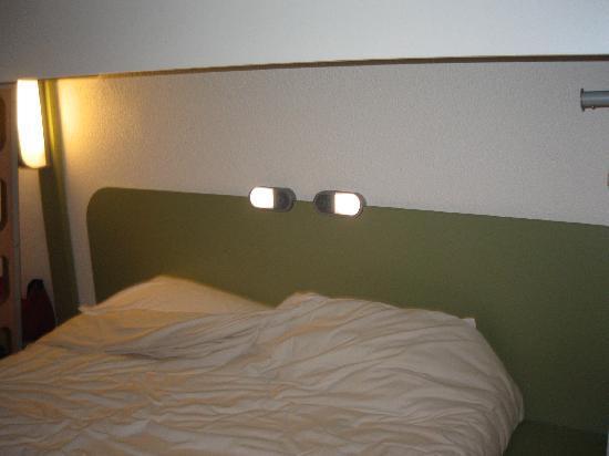 Ibis Budget Poitiers Sud: il letto