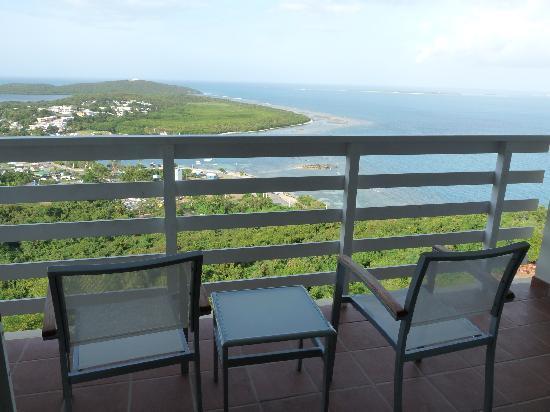 El Conquistador Resort, A Waldorf Astoria Resort: Our balcony