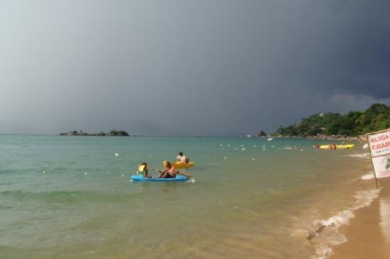 Ilhabela, SP: Playas del sur