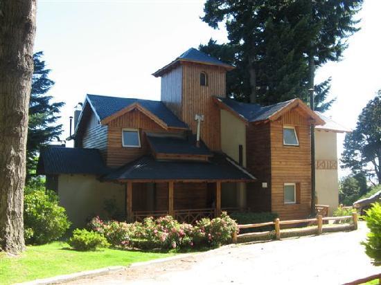 Hotel Villa Huinid Bustillo: Vista modulos de cabaña