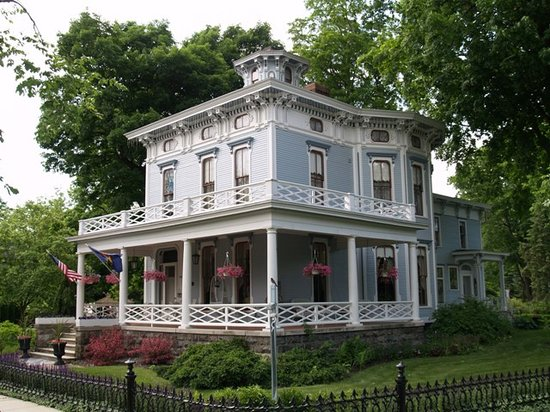 Allegan, MI: DeLano Mansion Inn