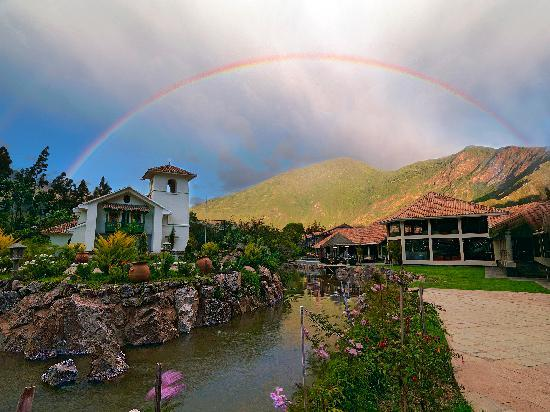 Aranwa Sacred Valley Hotel & Wellness: All in a safe haven in the Sacred Valley.
