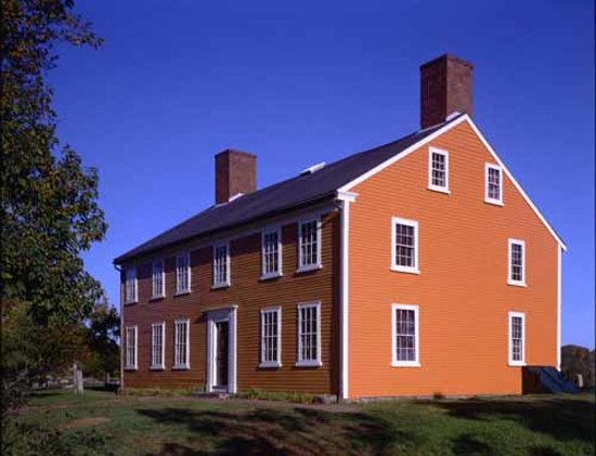 Cogswell's Grant, Essex, Mass., built in 1728